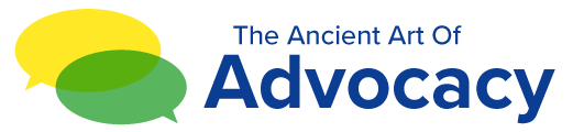 Ancient Art of Advocacy Logo